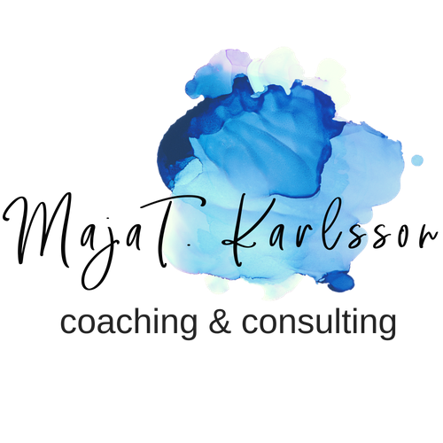 Maja T. Karlsson - Life and Leadership Coach - Aspiring minimalist