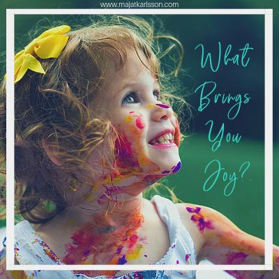 100 Things That Bring You Joy!